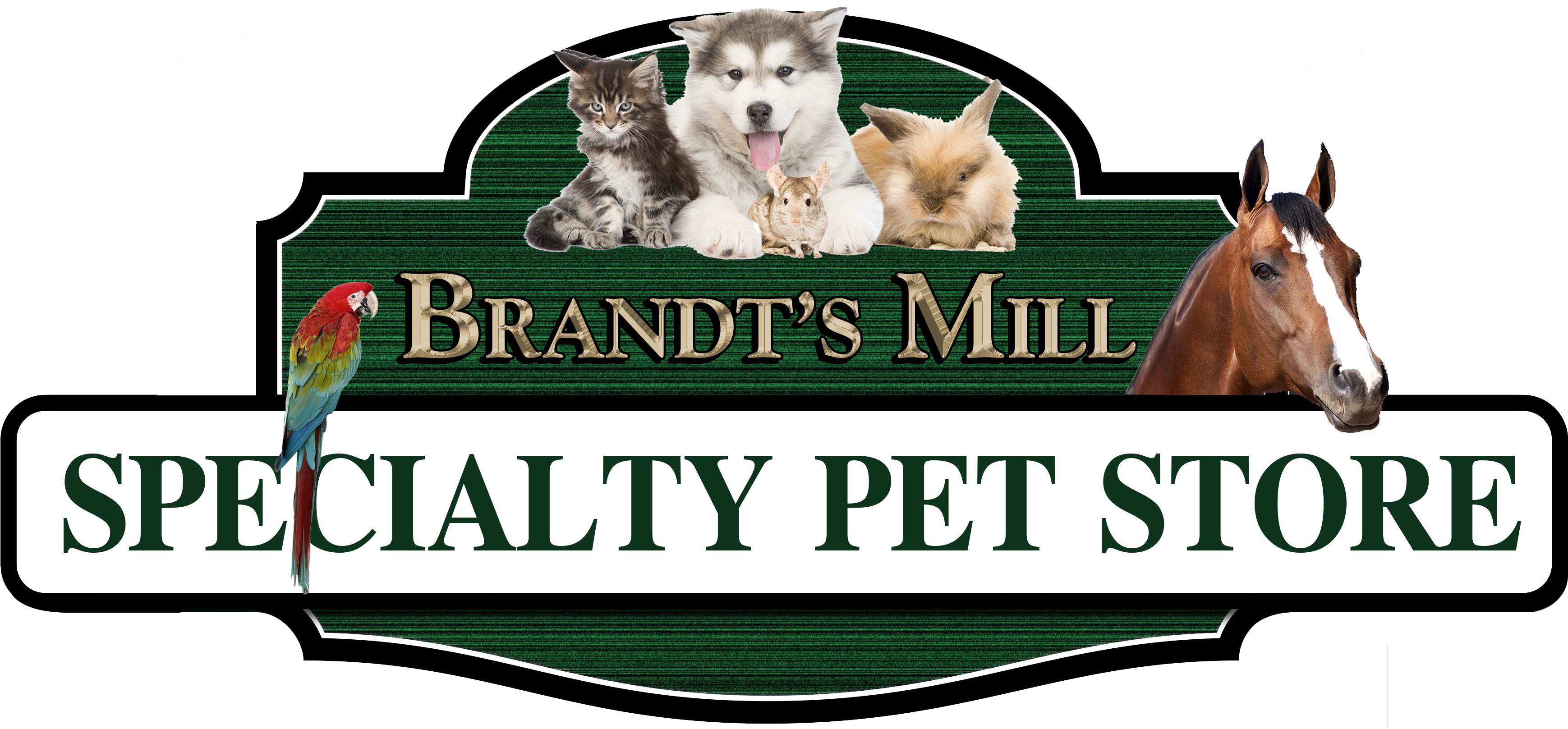Brandt's Mill Specialty Pet Store in Lebanon, PA